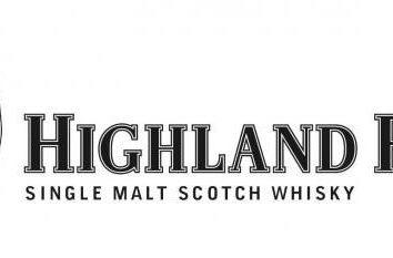 """Whiskey """"Highland Park"""": Bewertungen"""