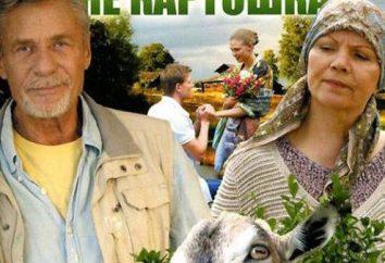 """Der Film """"Liebe ist nicht eine Kartoffel"""": Schauspieler und Rollen"""