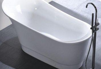 Jak myć wannę akrylową w domu? Wskazówki dotyczące prania improwizowanej i specjalnych środków