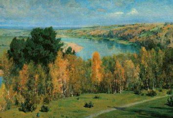 Naturaleza en la letra Lermontov. El motivo de la naturaleza en la lírica de Lermontov