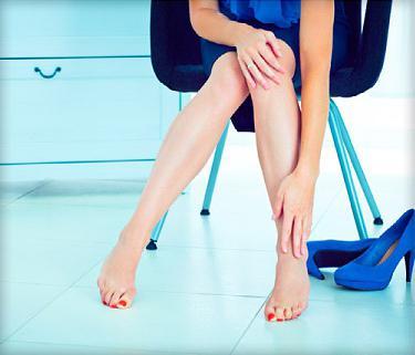 veines capillaires sur les jambes