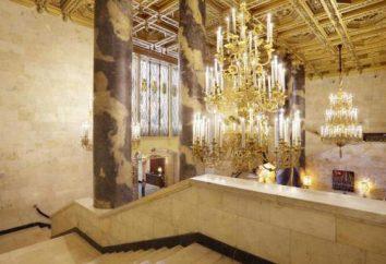 """Moscou, """"Hilton"""" (Hôtel Hilton Moscow Leningradskaya): adresse, description, avis"""