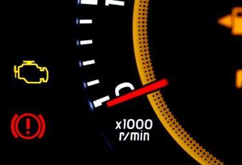 Błąd silnika: deszyfrowanie, powodów. Jak zresetować błąd silnika?