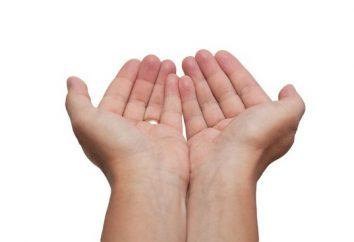 Misteriosa linha de casamento: quiromancia