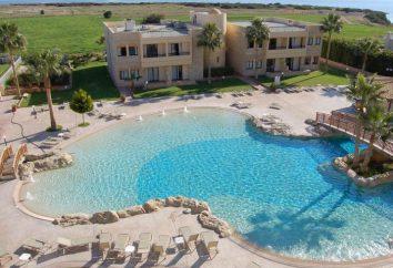 Hotel Panareti Coral Bay Hotel 3 * (Chipre, Paphos): comentários, descrições, números e comentários