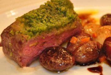 Wie für einen Lammrücken im Ofen kochen? Rezept für Lammrücken