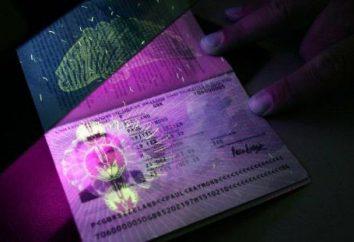 passaporto biometrico: progettazione questionario campione