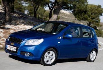 Chevrolet Aveo Hatchback – samochód kompaktowy nowej generacji