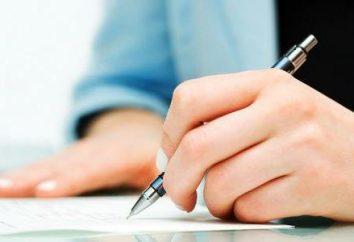 Comment écrire un avis sur le travail de l'entreprise: l'échantillon et des recommandations