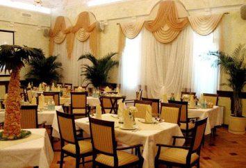 Najlepsza restauracja w Saratowie. Opinie o restauracjach