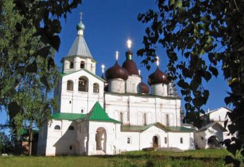 Klasztor Troitsky Antonievo-Siysky