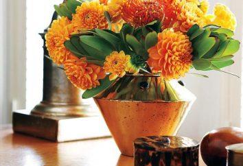 Flores artificiais para o interior. decoração de interiores com flores artificiais