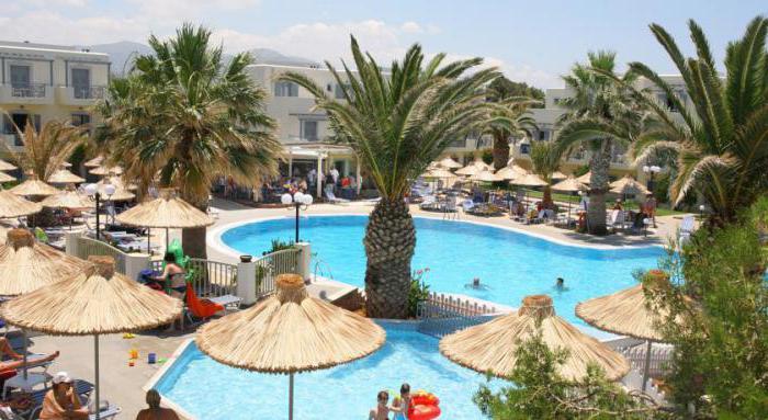 Europa Beach Hotel Ist Ein 4 Griechenland Kreta Bewertungen