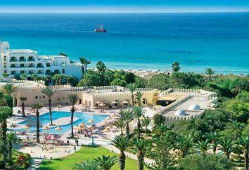 Tour Khalef Marhaba Thalasso & Spa 4 * (Tunis, Sousse): description de l'hôtel, évaluations