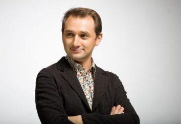 prezenter telewizyjny showman i Aleksandr Pryanikov: Biografia, kariera i rodzina