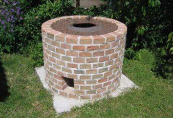 Comment faire un tandoor de briques avec leurs mains