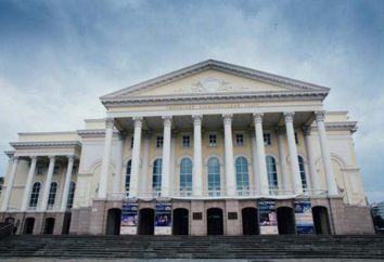 Tiumeń Teatr Dramatyczny: historia, repertuar, trupy