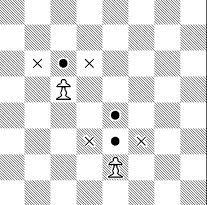 Da die Bewegungen in Schach: Bewegung verfügt über