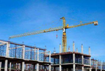 specjalności budowlane i typy