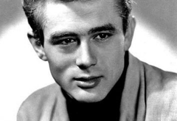 Din Dzheyms – amerykański aktor z krótkim twórczej biografii i tragicznego losu