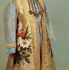 Tatar traje popular (foto)