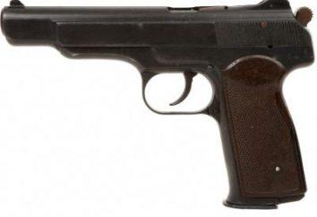 Najlepsze kreacje radziecko-era broni IJ Stechkin. Pistolet legenda