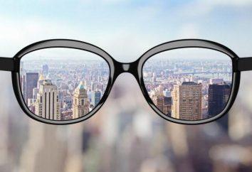 Cómo determinar el tamaño de las gafas para niños y adultos?