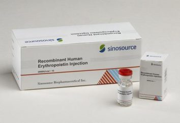 érythropoïétine recombinante. érythropoïétine humaine recombinante