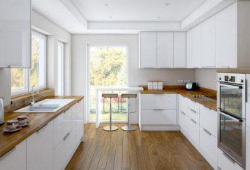 La couleur des murs de la cuisine: comment choisir le droit. La combinaison de meubles de cuisine