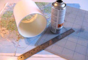 Tabela Lampy własnymi rękami. Jak zrobić lampę dzieci