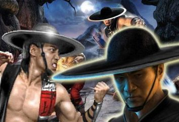 Kung Lao e Mortal Kombat II