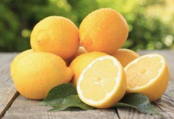 Che cosa può essere fatto con il limone: ricette e suggerimenti