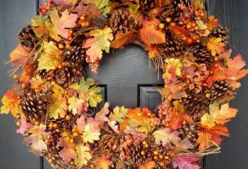 Como nasceu uma composição das folhas de outono