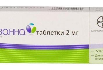"""El medicamento """"Visan"""": instrucciones de uso, y la descripción"""