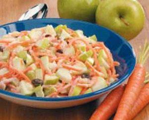 Comment réduire le poids sans mourir de faim: recette de salade pour la perte de poids