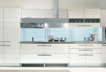 Küchendesign im Stil des Minimalismus (Foto)