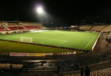 """Stadium """"Zvezda"""" (Perm) – das Heimstadion von """"Amkar"""""""