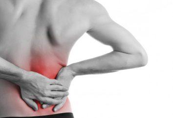 Maux de dos: symptômes, traitement, prévention