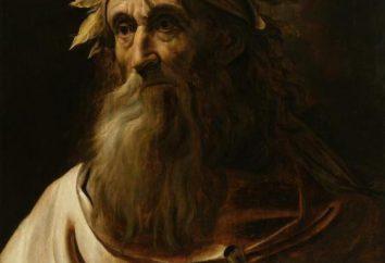 Homer: curta biografia e interessantes fatos