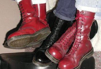 Dr. Martens – Schuhe, die Welt erobert!