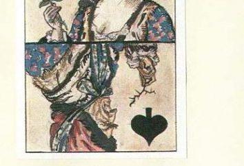 histoire mystique « La Dame de pique. » Le contenu de l'histoire, les personnages principaux