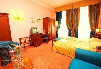 Hotel Louis Leger 4 * (República Checa, Praga): fotos e comentários