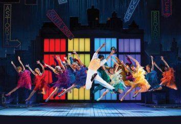 "Musical ""Singing in the Rain"" w Moskwie: opinie, premiera, aktorzy"