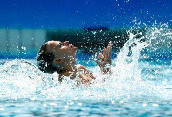 Helena Topilin: Synchronschwimmen als Berufung