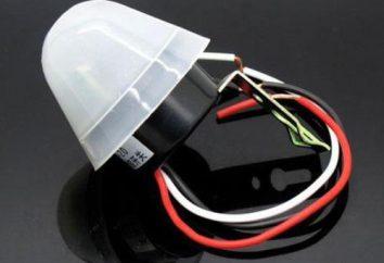 Come collegare un sensore di luce per l'illuminazione stradale?