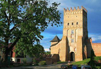 Castello di Westminster, Lutsk: descrizione, la storia, le attrazioni e curiosità