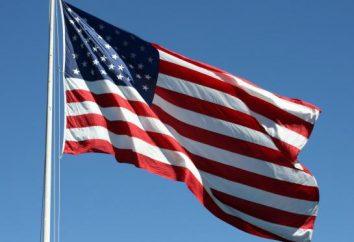 bandiera degli Stati Uniti – moderno e confederale