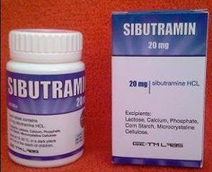 """Sibutramin"": Berichte über Drogen abnehmend. Nebenwirkungen ""Sibutramin"""