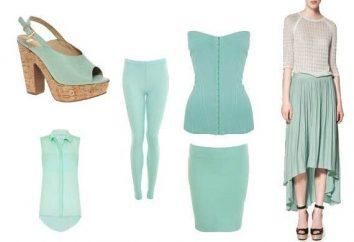 Bądź w modzie: kolor mięty
