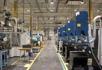 Qu'est-ce qu'un équipement industriel? L'équipement technologique et de l'inventaire